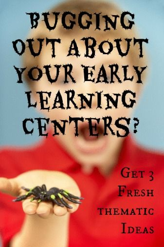 Get Thematic With Early Learning Centers