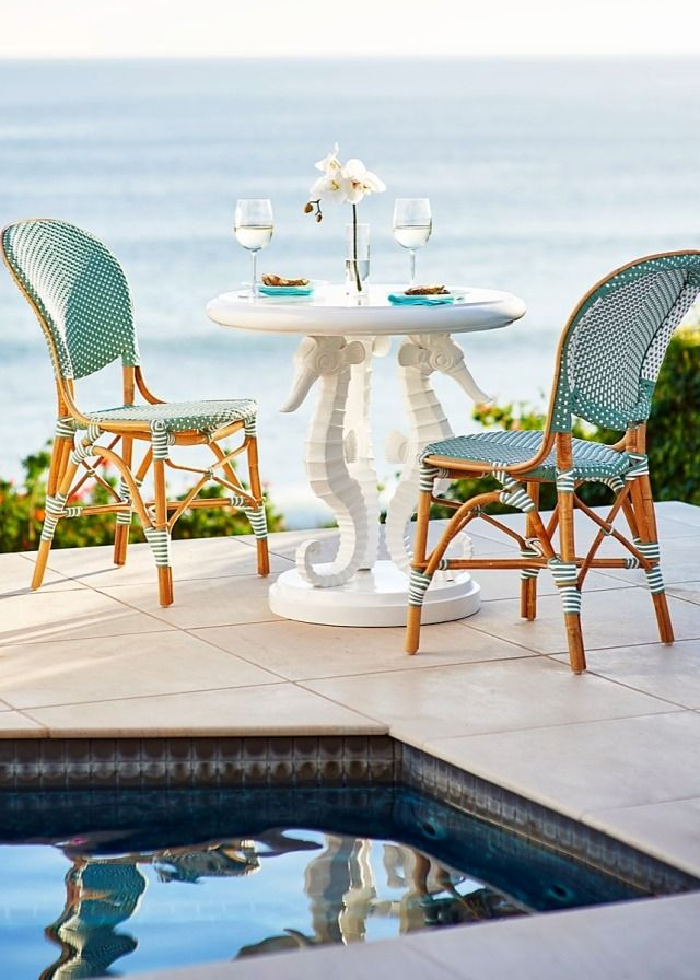 Paris Bistro Collection The Outdoor Living Room French