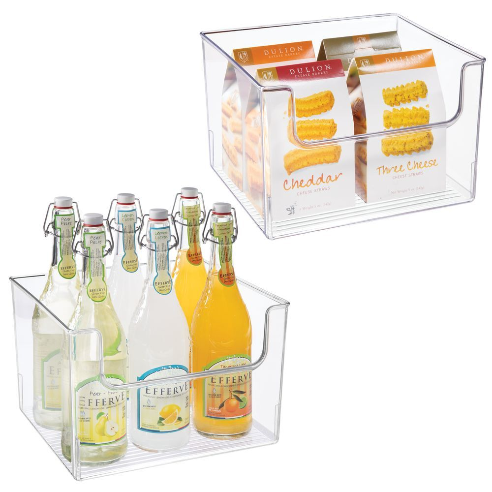 34.5 x 13.5 x 10 cm Addis Drinks Can Fridge Kitchen Pantry Refrigerator Catering Storage Container Tray Holder