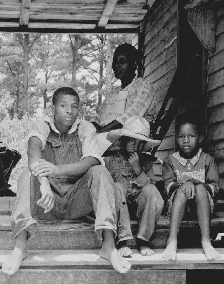 sharecropping assessment in 2020 Wake county, Family
