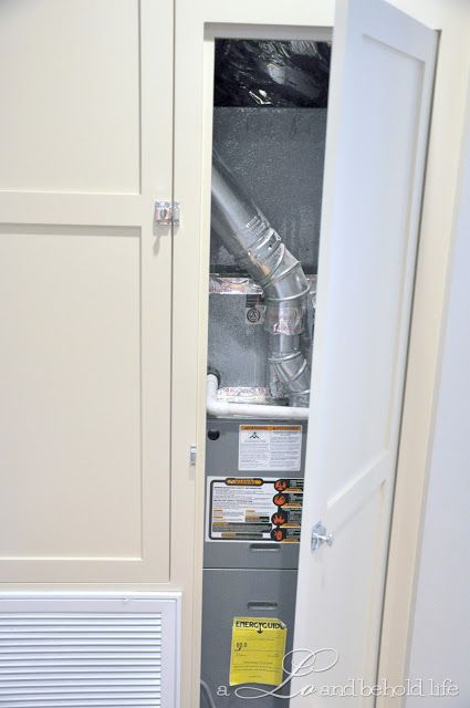 Pin By Paul Governa On Furnace Build A Closet Laundry