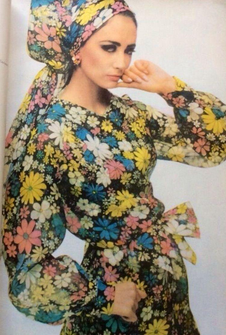 43+ Hippie flower power fashion ideen