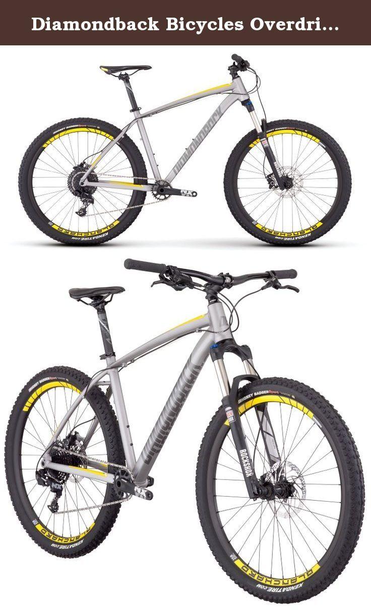 Diamondback Bicycles Overdrive Comp 27 5 Hardtail Mountainbike