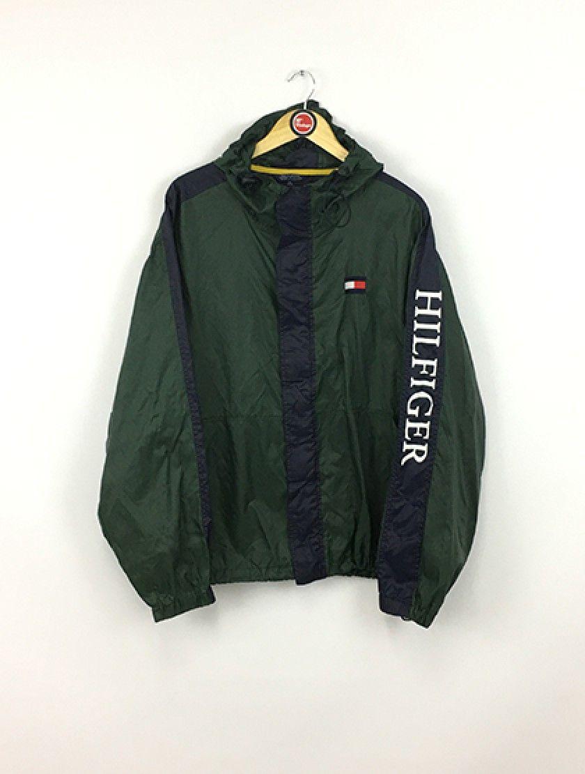 Tommy Hilfiger Spellout Jacket (XL)