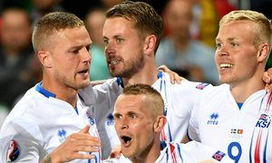 The Euro 2016 minute: Iceland heat up the group stage