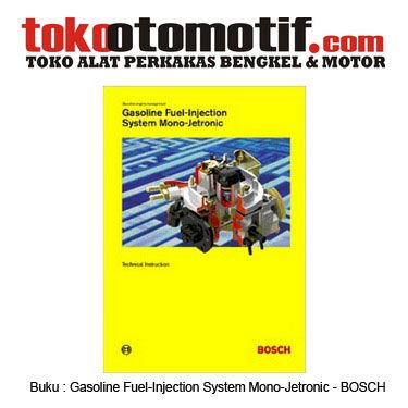 Kode : 49000000420 Nama : Gasoline Fuel Injection System Mono-Jetronic Merk : – Tipe : – Status : Siap Berat Kirim : 1 kg