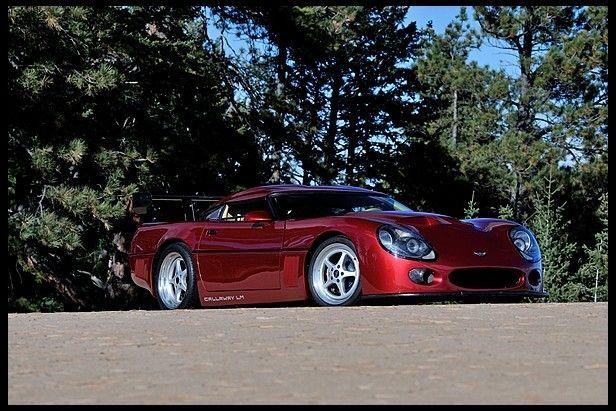 1991 Chevrolet Corvette Zr1 Callaway Speedster The Only Super