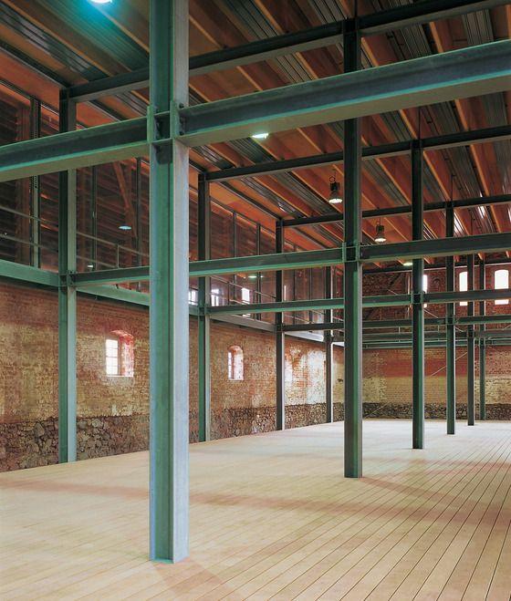 Besucherinformationszentrum Criewen, Anderhalten Architects