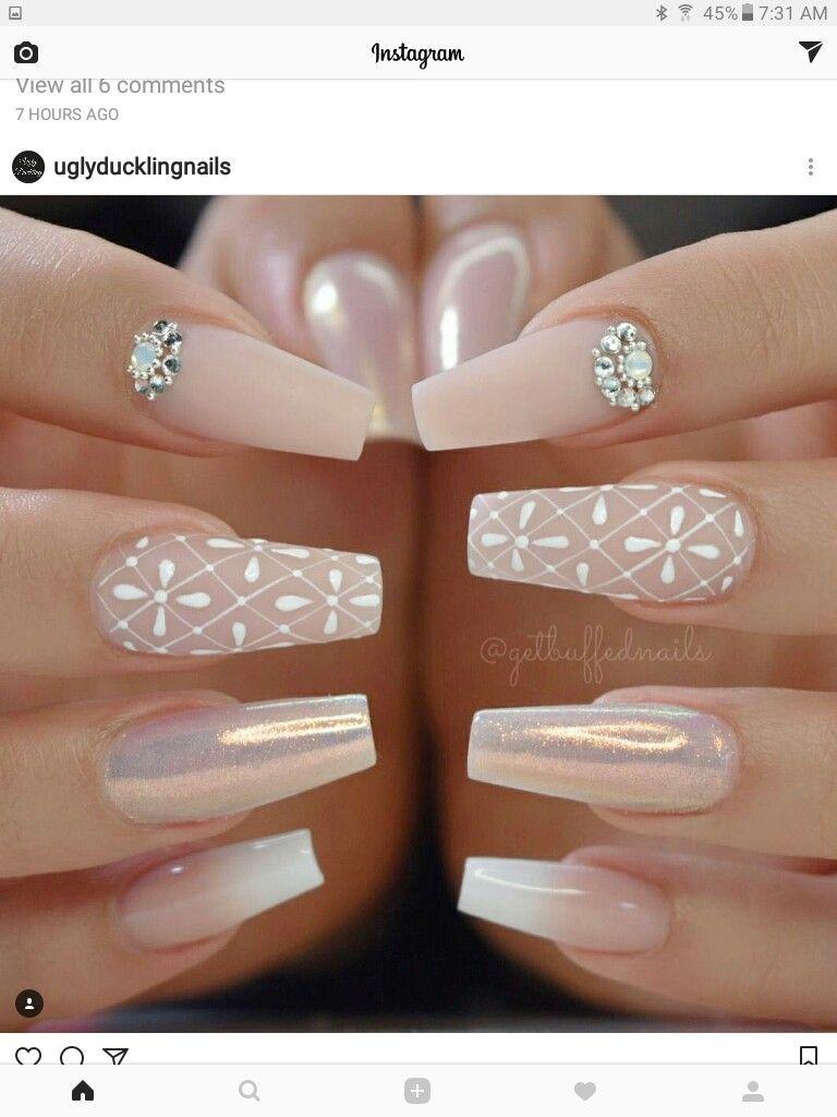 Pin de Maria Fernanda en Manicuras | Pinterest | Diseños de uñas ...