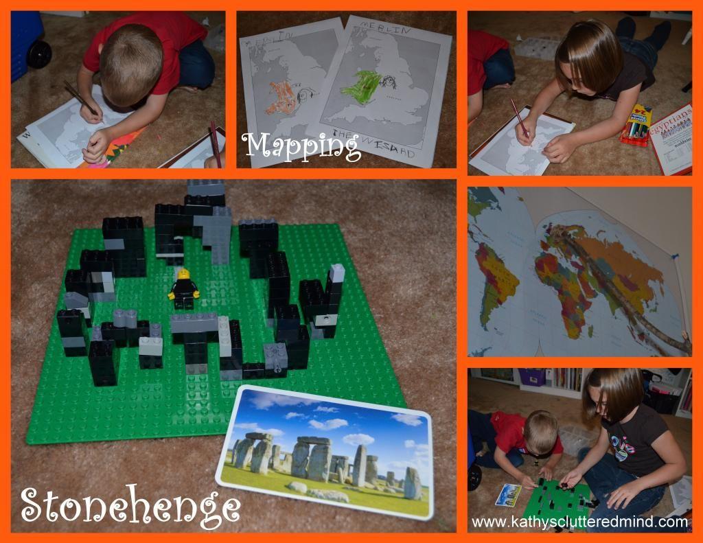 Stonehenge Lego Diagram Lego Education Book Nooks Lego Club