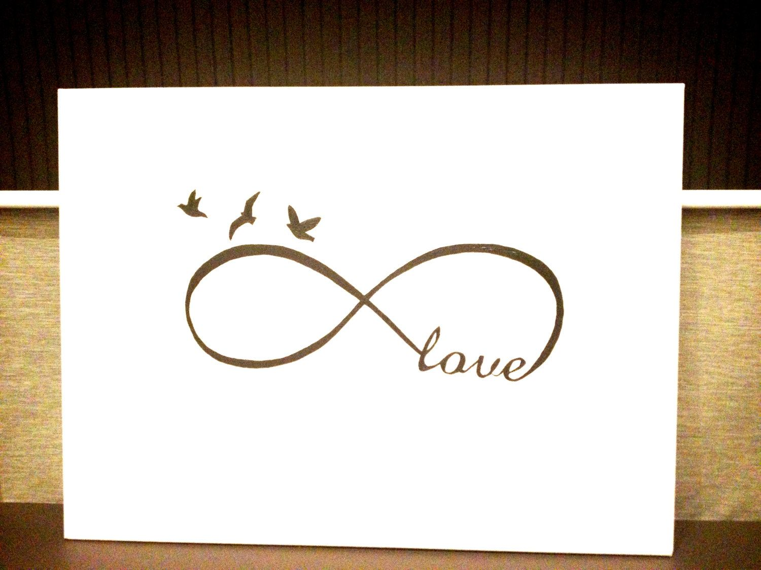 I could actually see this being a small tattoo infinity love i could actually see this being a small tattoo infinity love modern art white biocorpaavc Images
