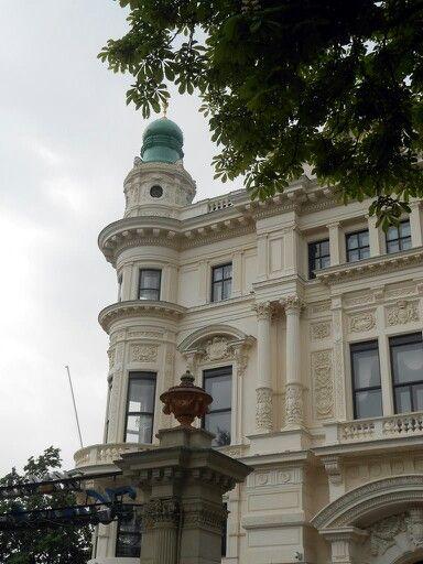 Grunderzeit Haus Vienna Beautiful Architecture Architecture