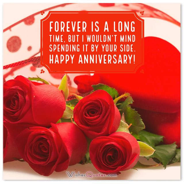 Wedding Wishes Email Sample: Wedding Anniversary Messages To Show Your Wife You Truly