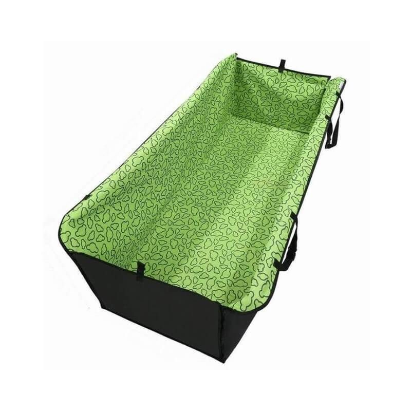 Dog Car Seat Cover – Green