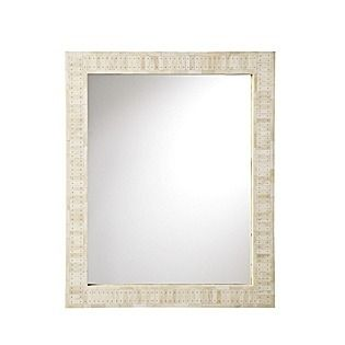 Cyprus Bone Inlay Mirror - Serena & Lily - $295 - domino ...