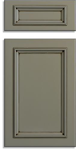 Molding For Kitchen Cabinet Doors in 2020 | Door makeover ...