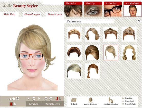 Frisuren Testen Kostenlos Mit Eigenem Foto Ohne Anmeldung überprüfen