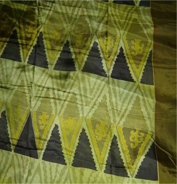 #Batik - print made w/ wax.