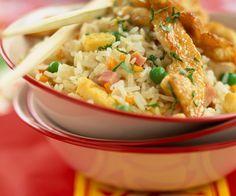 Recette De Moussaka De Cyril Lignac riz cantonais et poulet au citron, une recette de cyril lignac