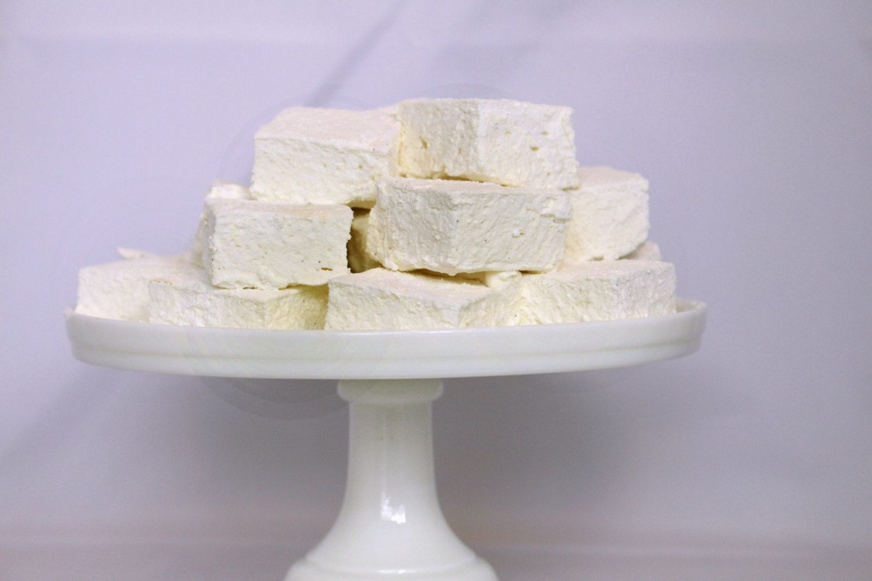 Whiskey Vanilla Bean Marshmallows by PSSweet on Etsy
