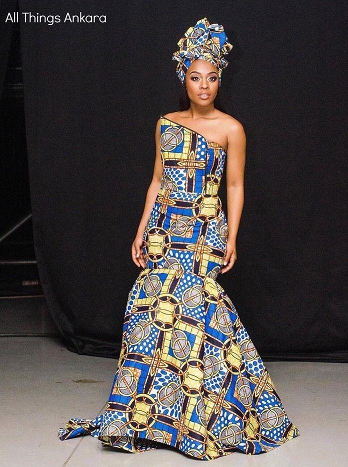 Pin von Interior junkie auf african prom dresses | Pinterest