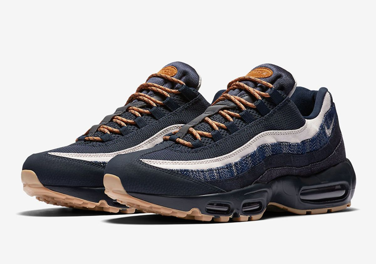 new arrival 25154 c7417 The Nike Air Max 95 is refreshed with an unexpected material story