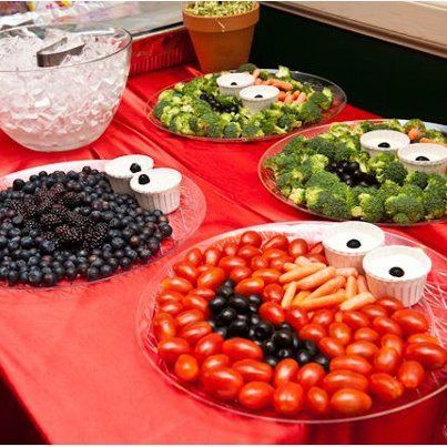 Can You Tell Me How To Get A Sesame Street Themed Birthday Party