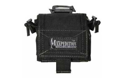 Maxpedition Rollypoly Dump Pouch Black Nylon $18 (Manventureoutpost)