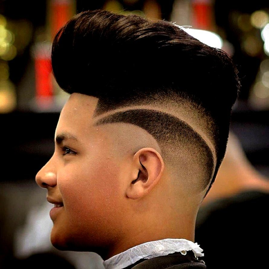 12+ Awesome Stylish Hairstyles - Ceplukan  White boy haircuts