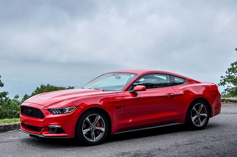 2015 Mustang V6 Parts At CJ Pony Parts | S550 Faves