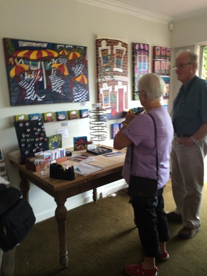 "Artists Open Studios Whanganui ""The Arts capital of New Zealand"" :)."