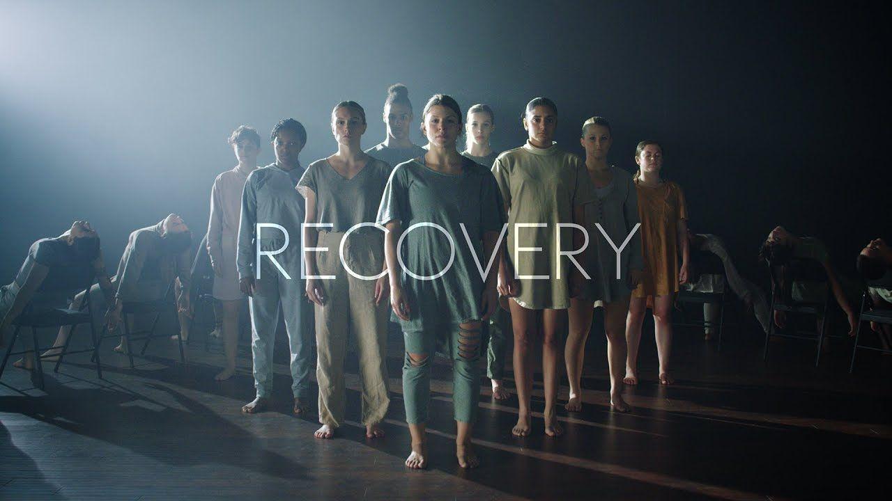James Arthur Recovery Janelle Ginestra X Tim Milgram Dance