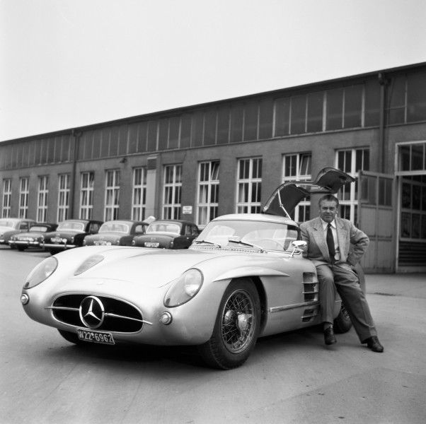 Best Looking Mercedes Benz Ever The 300 Slr Uhlenhaut Coupe From
