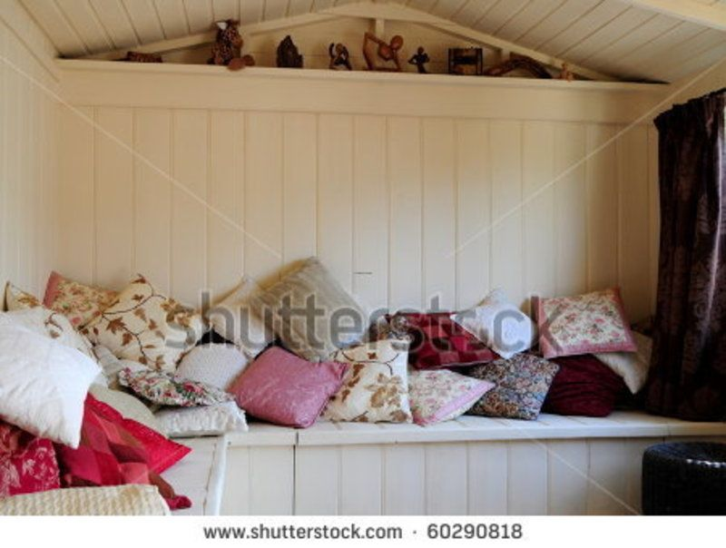 Summerhouse Interior Stock Photo 60290818 : Shutterstock | Summer ...
