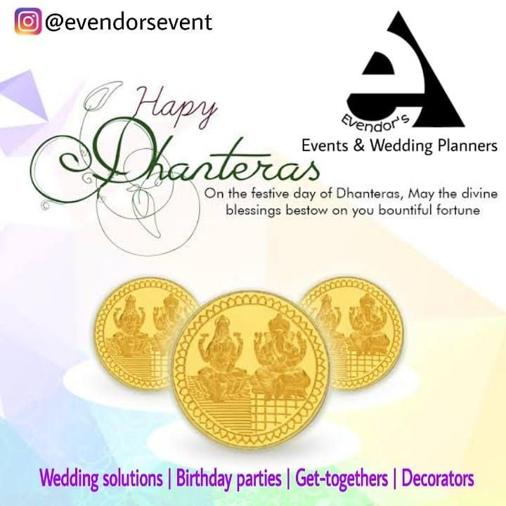 May Lord Kuber is always there to bless you with prosperity and success in life Wishing you and your family a blessed and Happy Dhanteras  Contact us  91 8459494739  Emai...