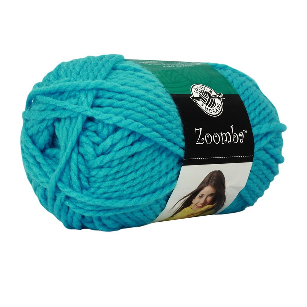 Ideal for hats, gloves, legwarmers, scarves and blankets, this thick ...