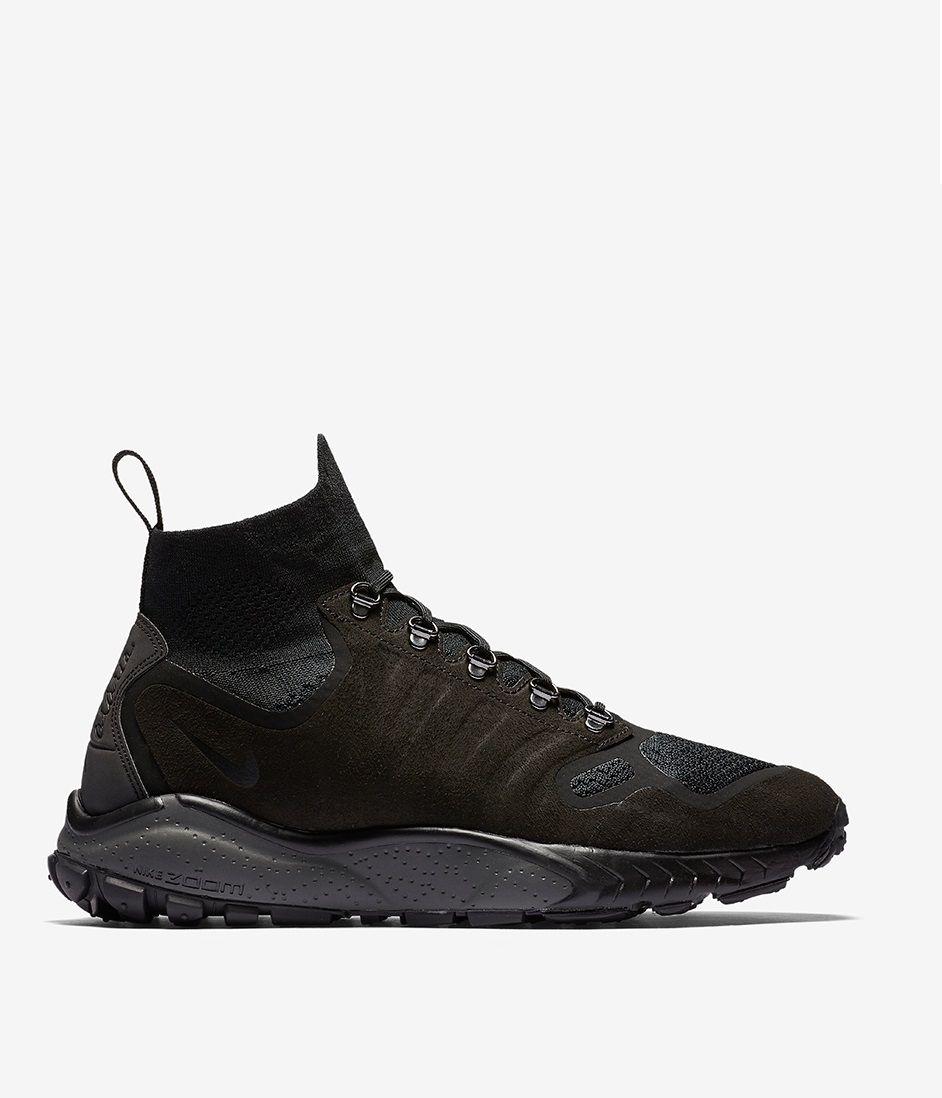 buy online defb6 56b17 Nike Zoom Talaria Mid Flyknit: Black   Shoes!!   Nike shoes, Nike ...