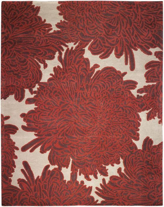 Marth Stewart Living Chrysanthemum Area Rug From Www