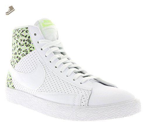 fd16ba1053baa nike womens blazer mid PRM hi top trainers 403729 sneakers shoes (US ...