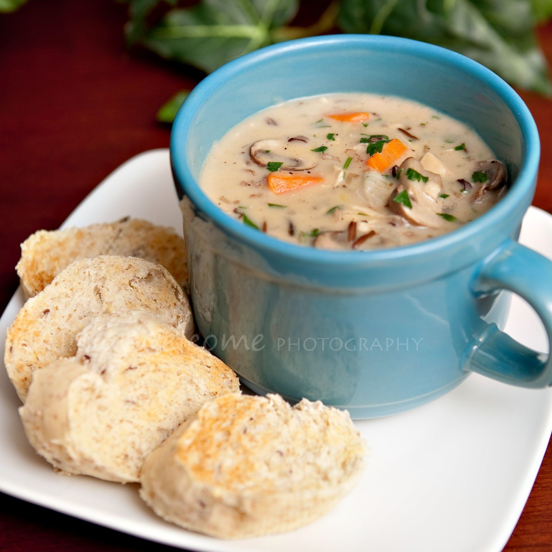Chicken Wild Rice Soup | Chicken wild rice soup, Wild rice soup and ...
