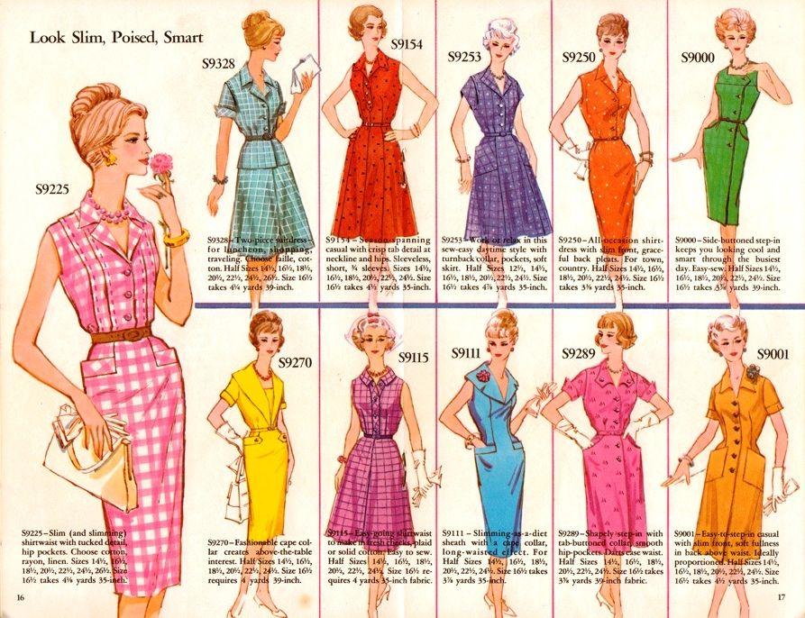 some prim summer dresses