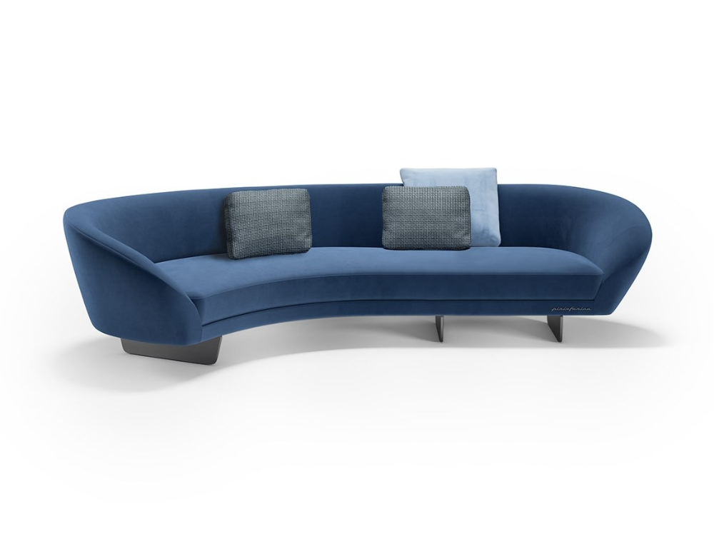 SEGNO | 4 seater sofa Pininfarina home design Collection ...