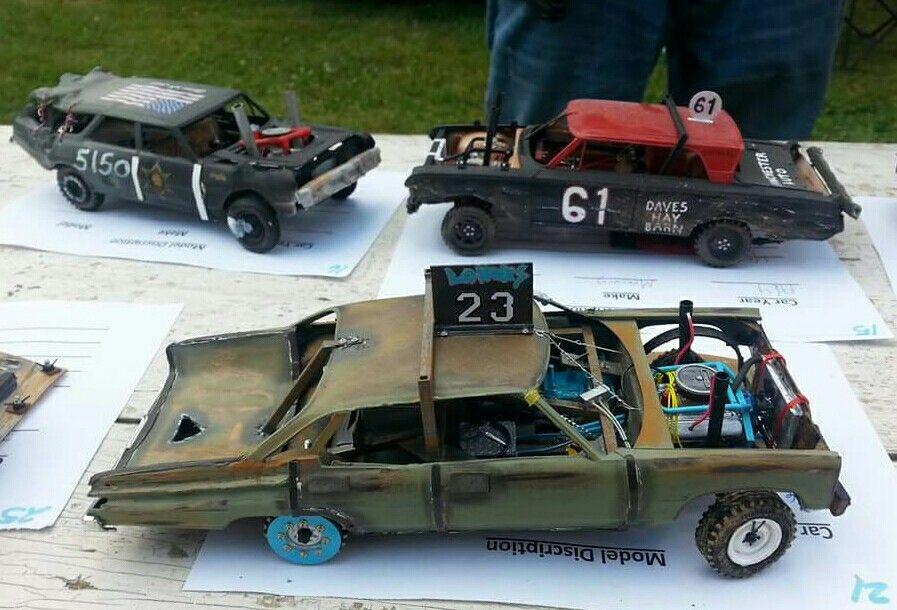 Impala Demo Derby Model Demolition Derby Cars Car Model Derby