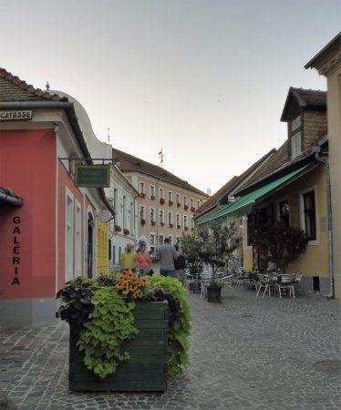 Vista de una calle - SZENTENDRE