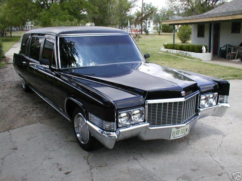 1970 Cadillac Hearse Custom | Customs Concepts & Cool