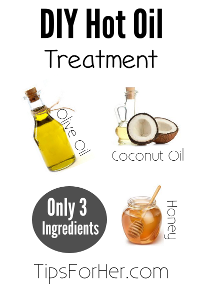 Diy Hot Oil Treatment For Soft Manageable And No Fly Away Hair