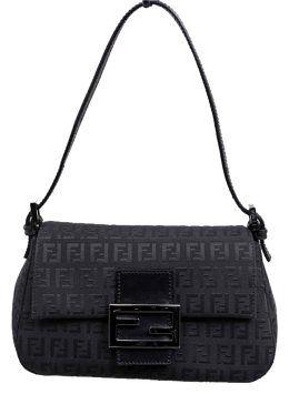 fd82df9da2c3 GB1024680 FENDI Mini Mama BAGUETTE Handbag Details  Approx measurement in…