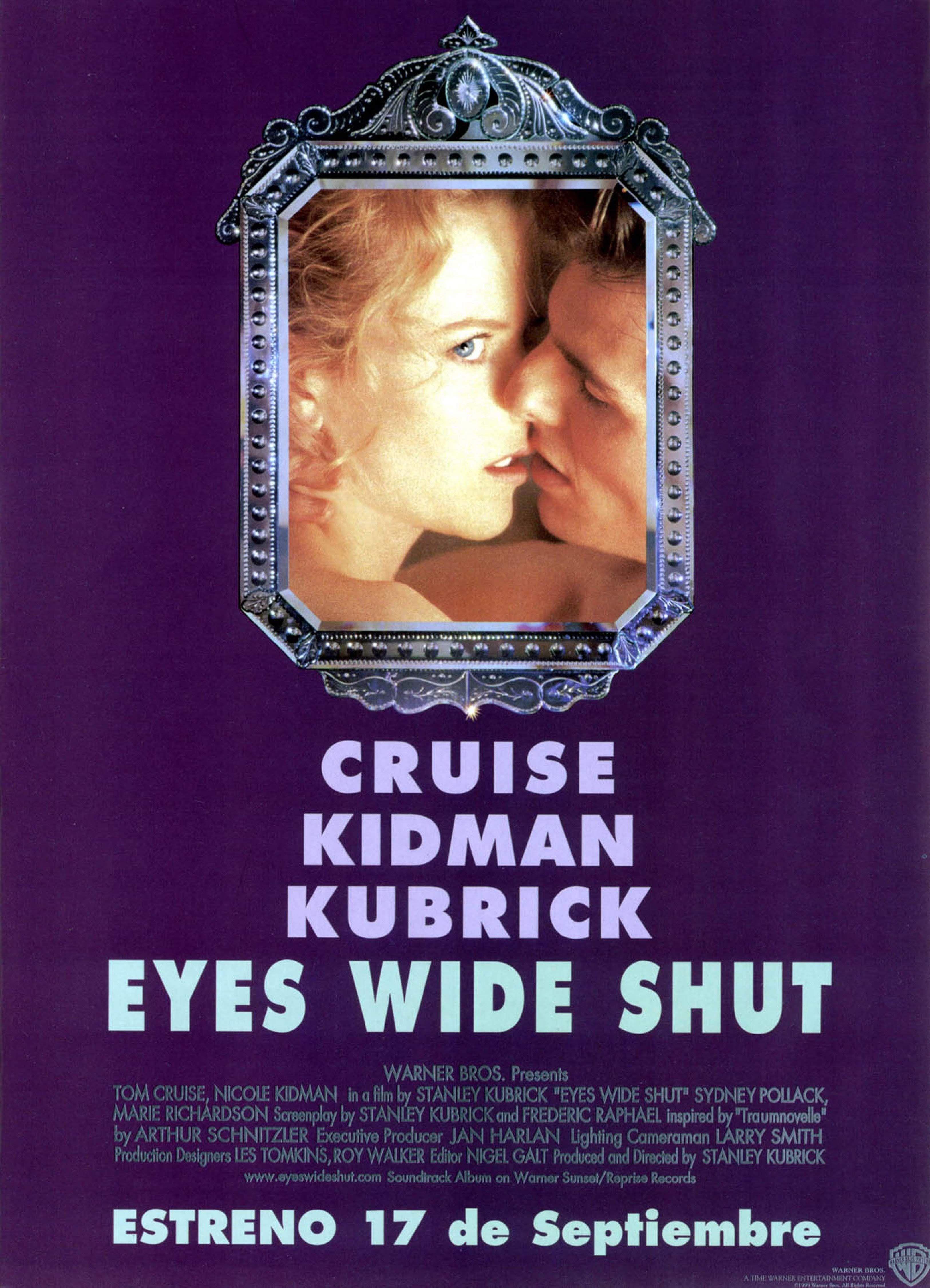 Eyes Wide Shut Peliculas Gratis Ver Peliculas Gratis Cine Y Literatura