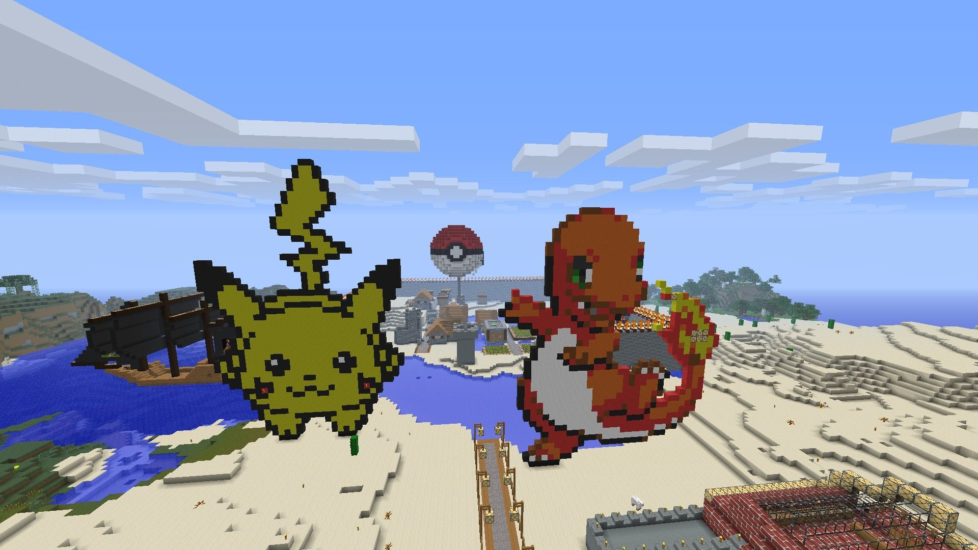 Download Wallpaper Minecraft Pokemon - 1707308d85e2b8ccb9ed68f8fead692d  HD_97214.jpg
