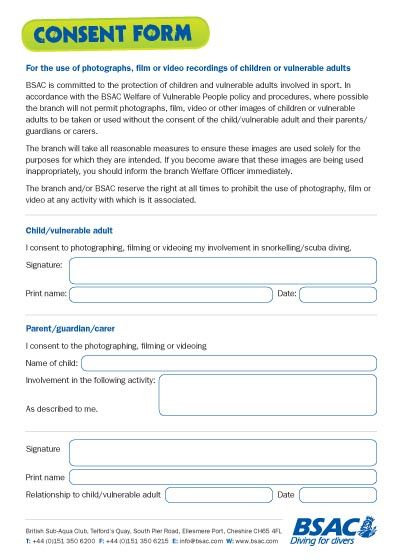 photoformjpg - photography consent form Real State Pinterest - child medical consent form